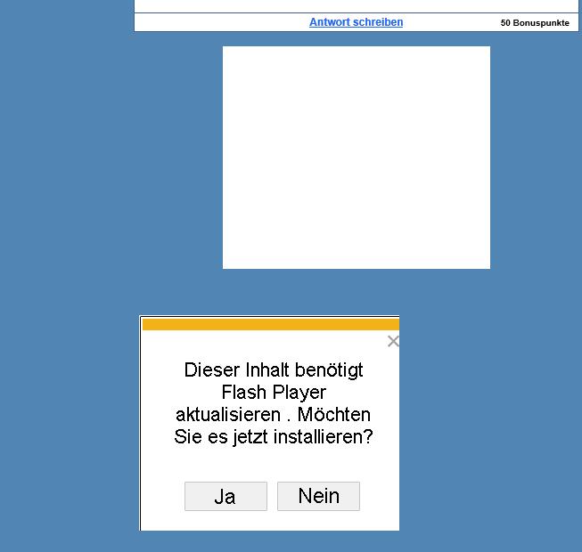 Lästige Werbung Im Browser