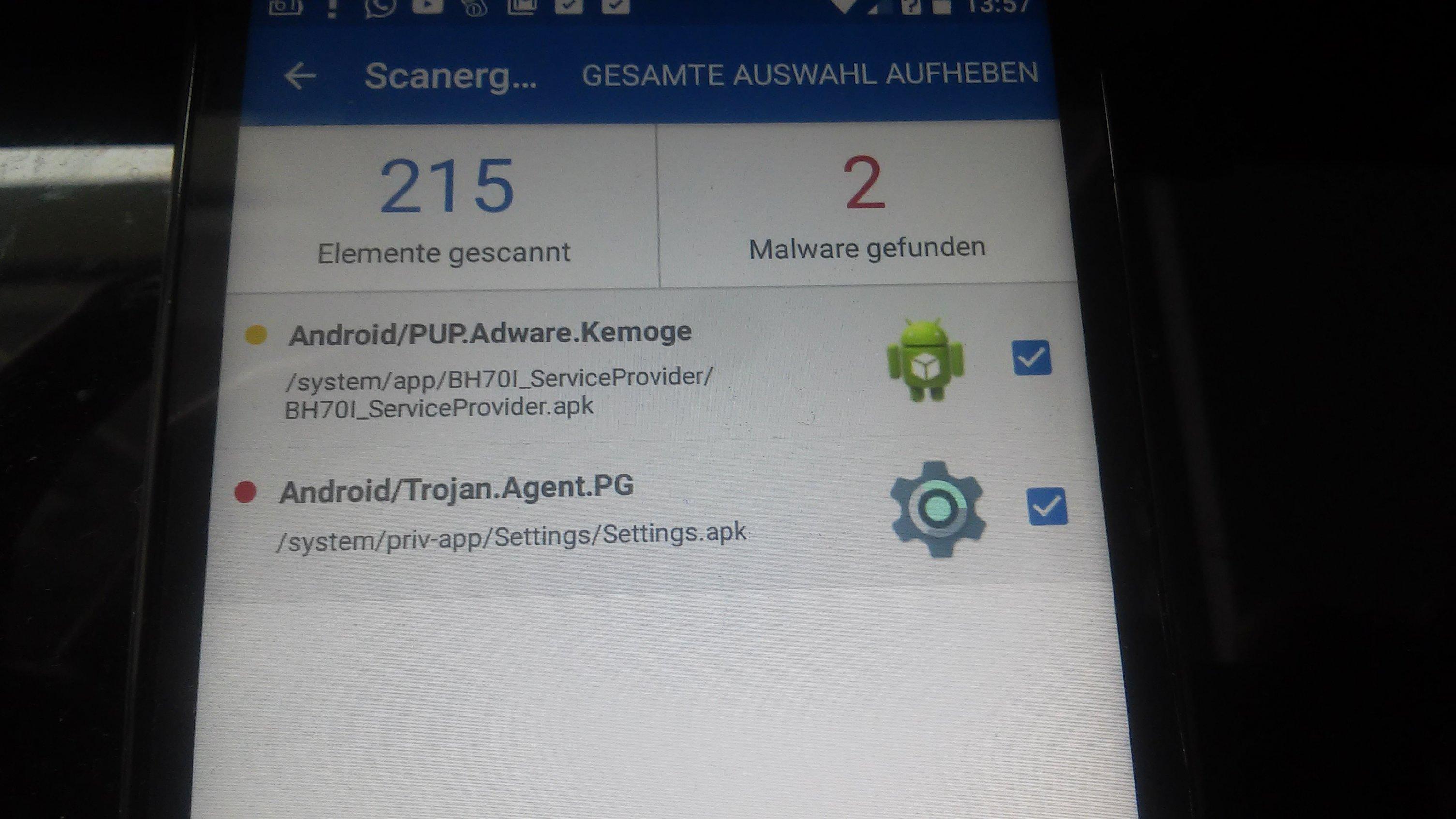 android 5 1 lollipop pup adware kemoge trojan pg