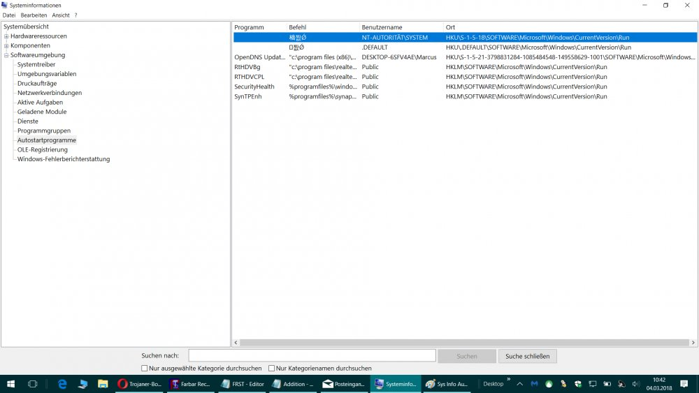 Name:  Sys Info Autostart.jpg Hits: 169 Größe:  65,5 KB